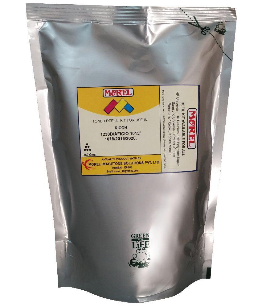 Morel Toner Powder 1230D For Ricoh Aficio 1015 / 1018 / 2016 / 2020