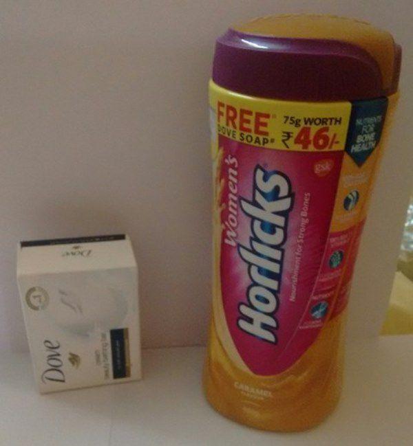 women s horlicks health nutrition drink caramel flavor 400gm