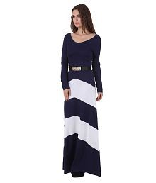 Texco Cotton A Line Dresses,Maxi Dress