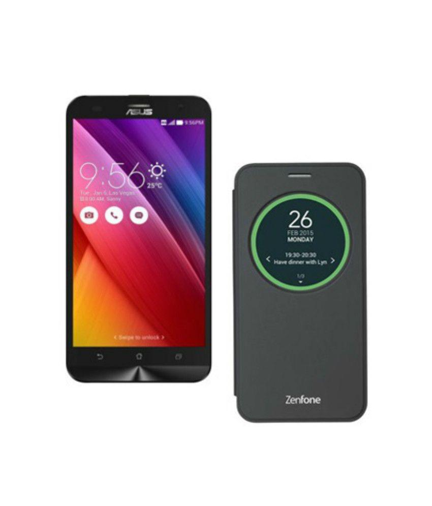 Asus Zenfone 2 Laser ZE500KL (16GB, Quad-Core, Free Flip Cover)
