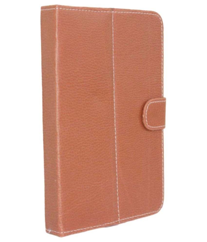 Jo Jo Flip Cover for Samsung Galaxy Tab 3 T311 - Tan