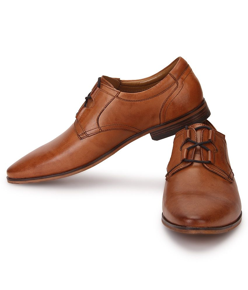 d5c8afa13786 Ruosh Tan Formal Shoes Price in India- Buy Ruosh Tan Formal Shoes ...