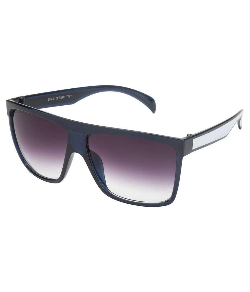 Mask Gray Wayfarer Sunglasses