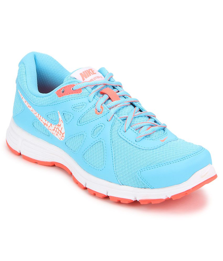 nike revolution 2 turquoise sports shoes price in india. Black Bedroom Furniture Sets. Home Design Ideas