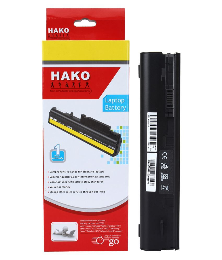 Hako Hp Compaq Mini 110-1174tu 6 Cell Laptop Battery