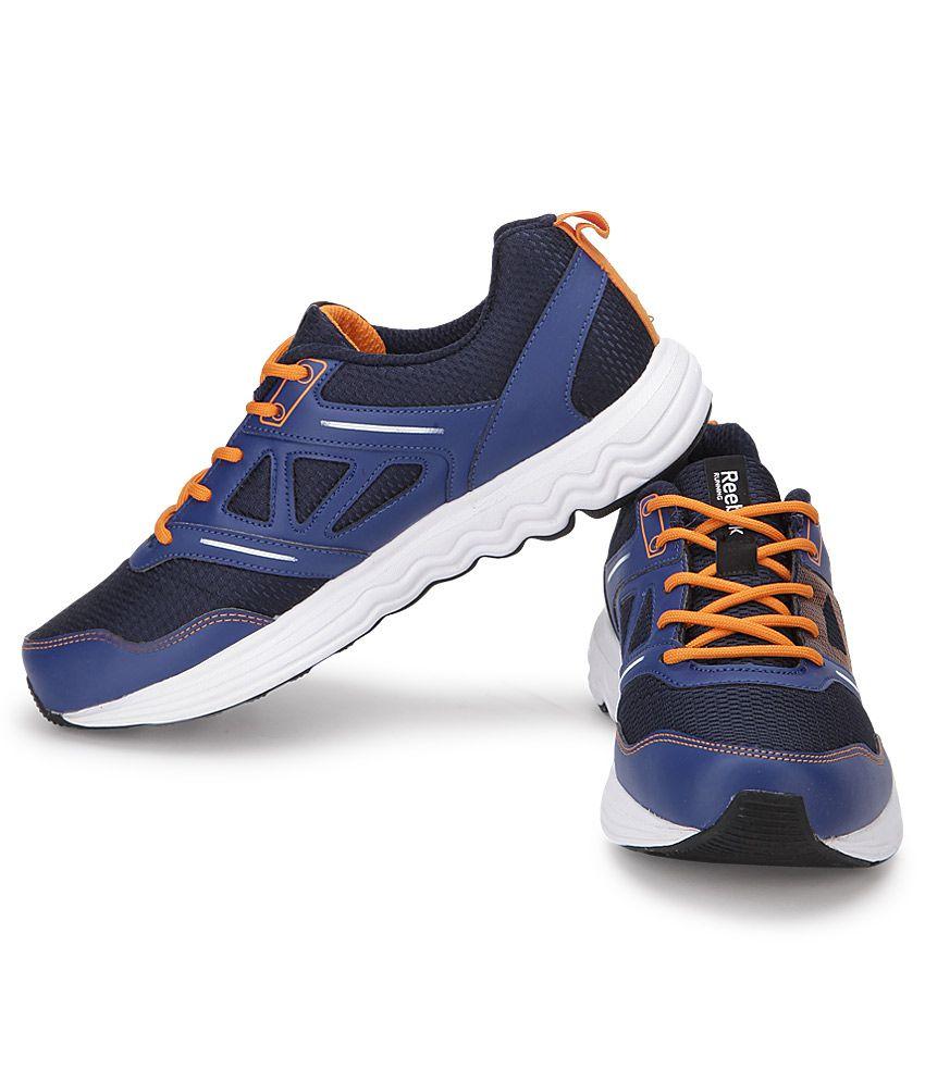 Reebok Fuel Race Navy Running Sports Shoes - Buy Reebok Fuel Race ... f249fa332
