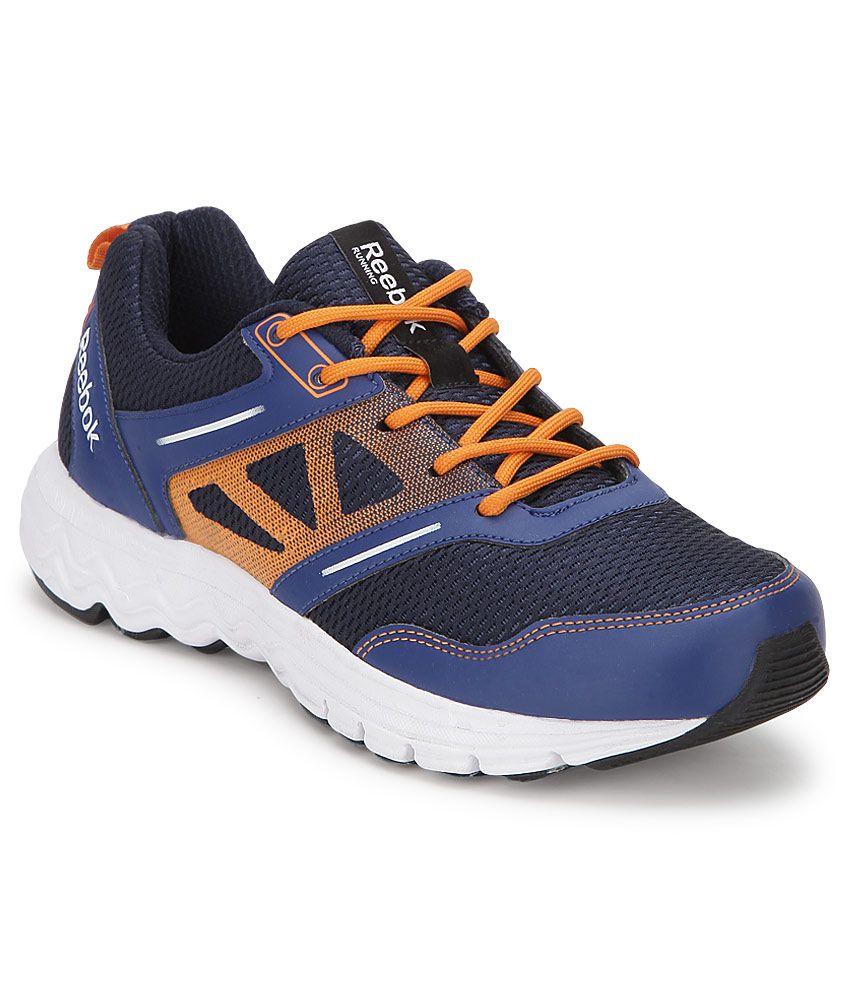 Reebok Fuel Race Navy Running Sports Shoes ...