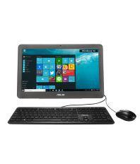 Asus ET2040IUK-BB014X AIO Desktop (90PT0151-M02310) (Intel Atom- 2GB RAM- 500GB HDD- 49.53 cm(19.5)- Windows 10) (Black)