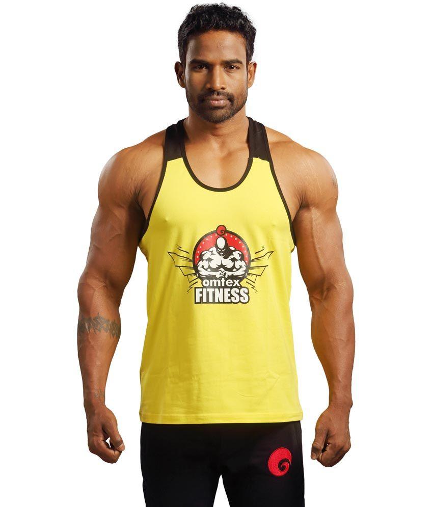 Omtex Cotton Gym Stringer