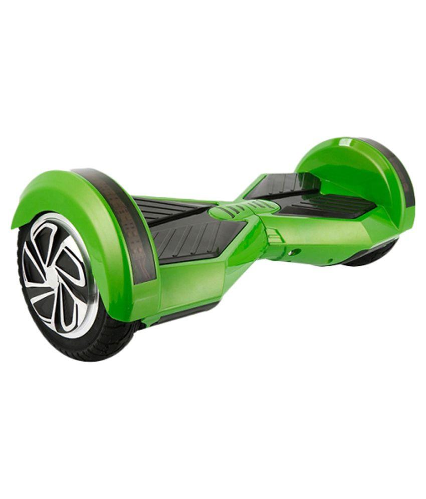 Pritel Black and Green Skateboard: Buy Online at Best Price