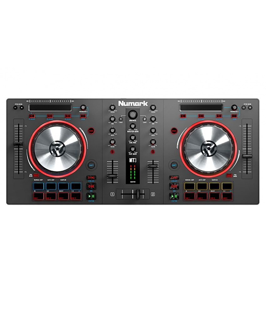 buy numark mixtrack 3 all in one dj controller for serato dj online at best price in india. Black Bedroom Furniture Sets. Home Design Ideas