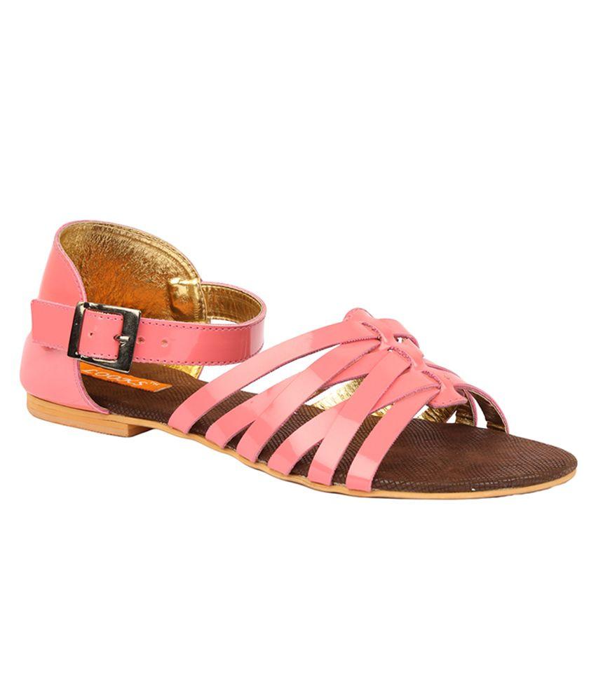Looks Pink Flats
