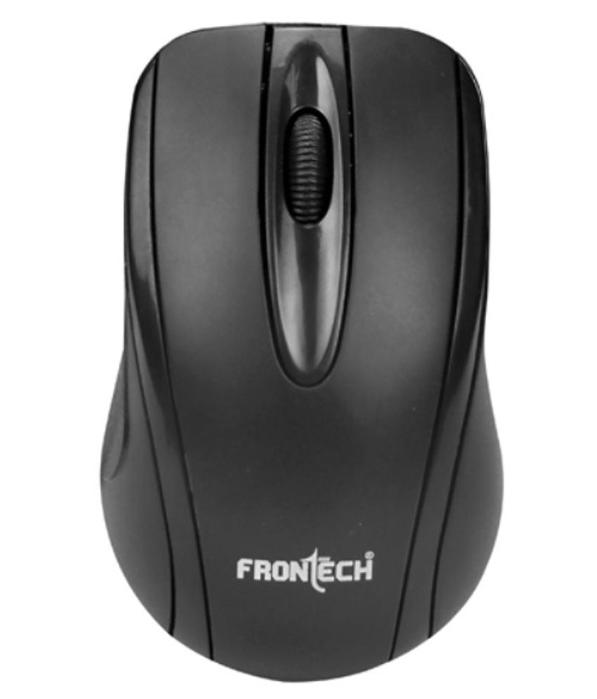 8804100d447 Frontech JIL-3763 USB Wired Optical Mouse (Black) - Buy Frontech JIL-3763  USB Wired Optical Mouse (Black) Online at Low Price in India - Snapdeal