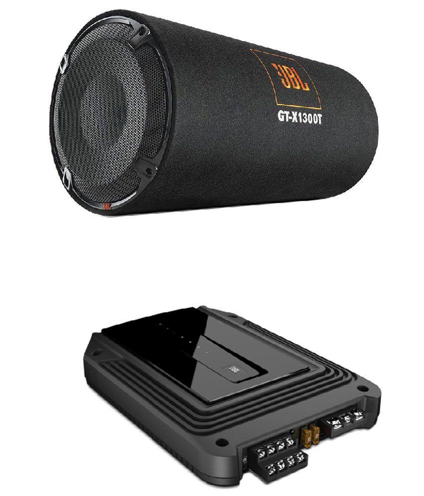 Jbl Gtx 1300t 12 Inch Bass Tube1300w Gx A646si 4 Channel Electronics Gps Gt Car Audio Video Installation Amplifier Kits