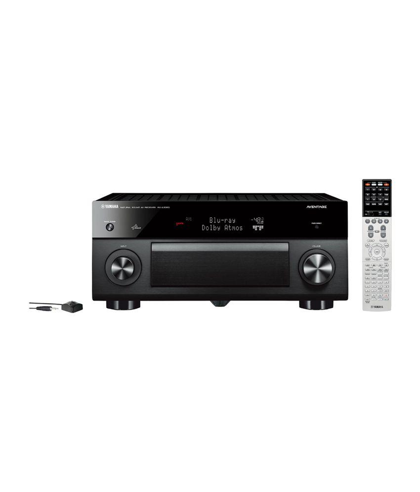 Buy yamaha rx a3050 9 2 av receiver online at best price for Yamaha rx v450 av receiver price