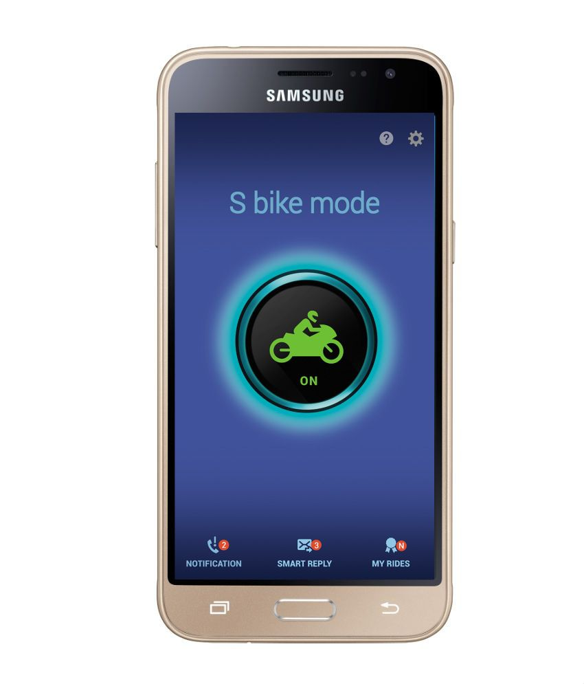 Samsung Galaxy J3 S Bike Mode 8 GB