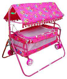 Brats N Angels Pink Stroller
