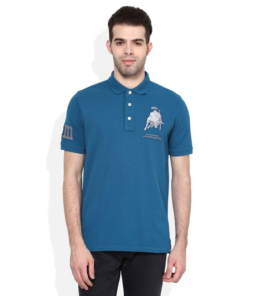 Lamborghini T Shirt India Online
