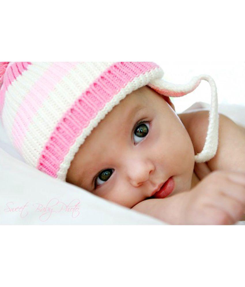 posterhouzz babys love cute baby angel poster: buy posterhouzz babys