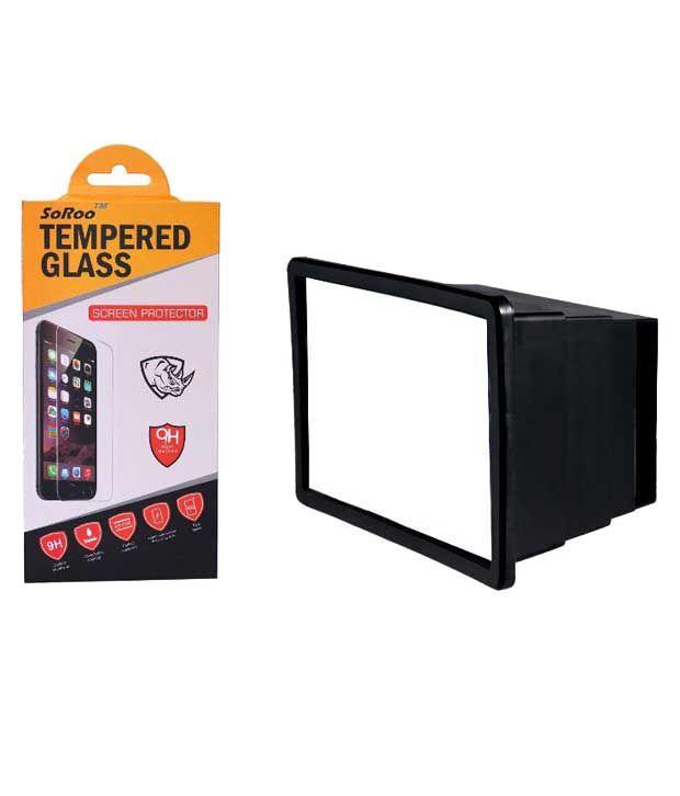 Lg Google Nexus 4 Tempered Glass Screen Guard by Soroo