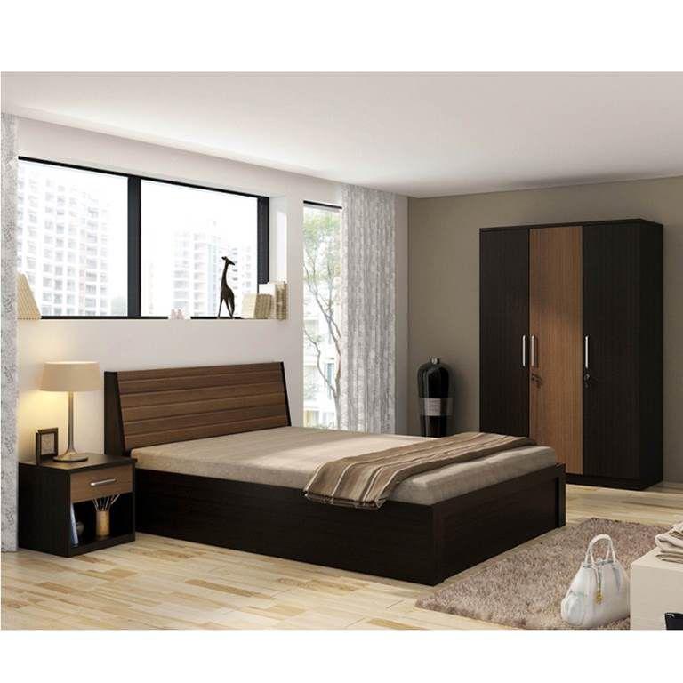 Bedroom Set Online: Buy Spacewood Signa Bedroom