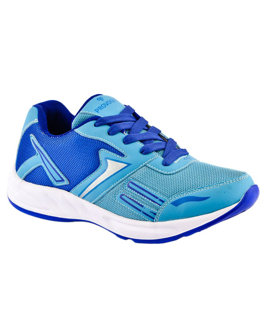 Provogue Blue Running Sports Shoes
