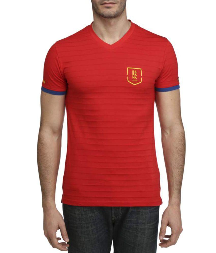 KIPSTA FP300 Spain Football Jersey