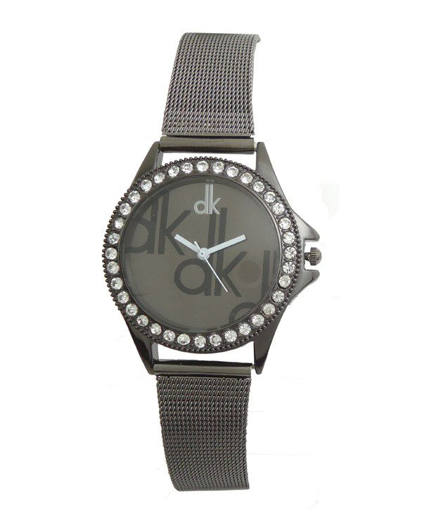 04f429f25469 Dk Black Metal Automatic Analog Titan Royal Watches Price in India ...