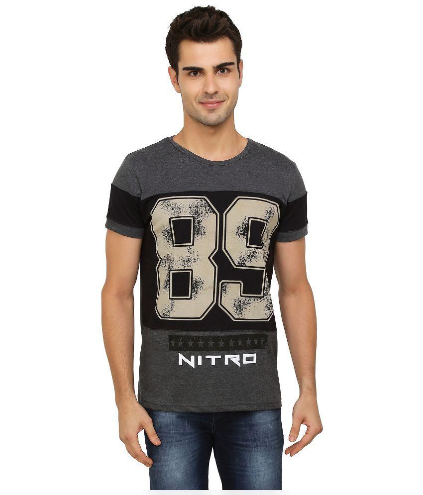 Imagica Multi Round T Shirt