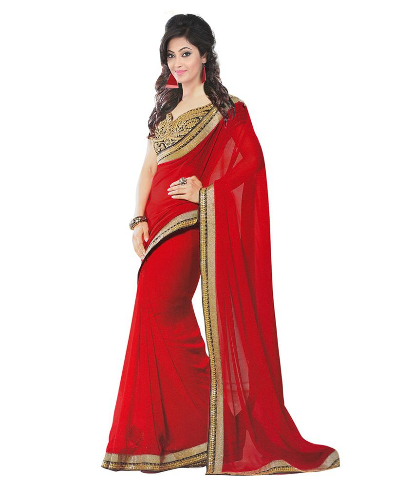 Snapdeal Sarees Below 500