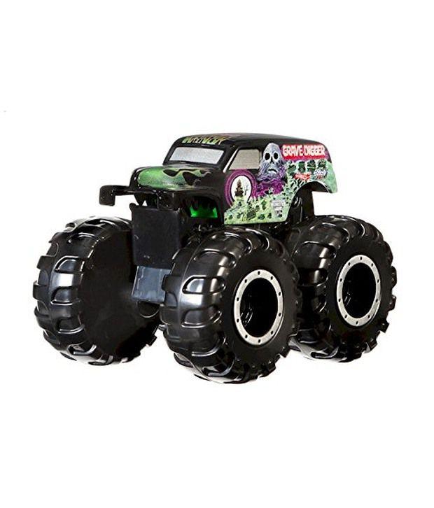 hot wheels monster jam mutants truck grave digger buy hot wheels rh snapdeal com