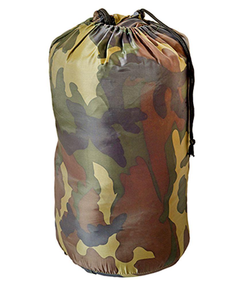 Traders5253 Multicolour Poliester Waterproof Sleeping Bag