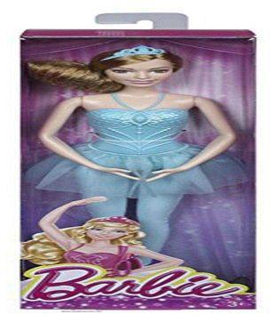 Barbie Blue Fairytale Ballerina Doll