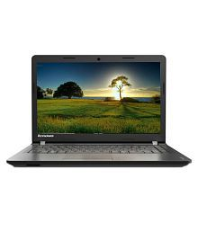 Lenovo Ideapad 100-15IBD Notebook (80QQ00QQIH) (5th Gen Intel Core i3- 4GB RAM- 1TB HDD- 39.62 cm(15.6)- DOS) (Black)