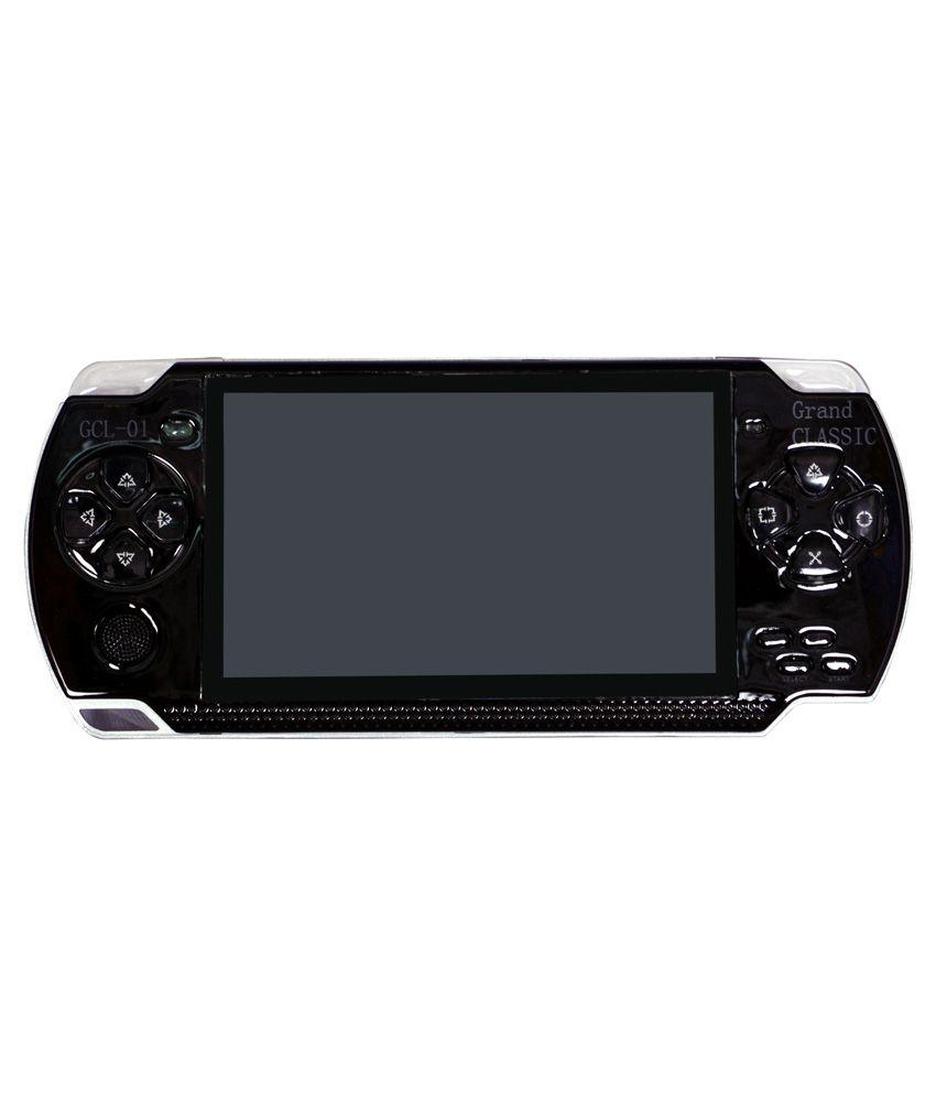 BS SPY Black PSP Playstation with Preloaded Games