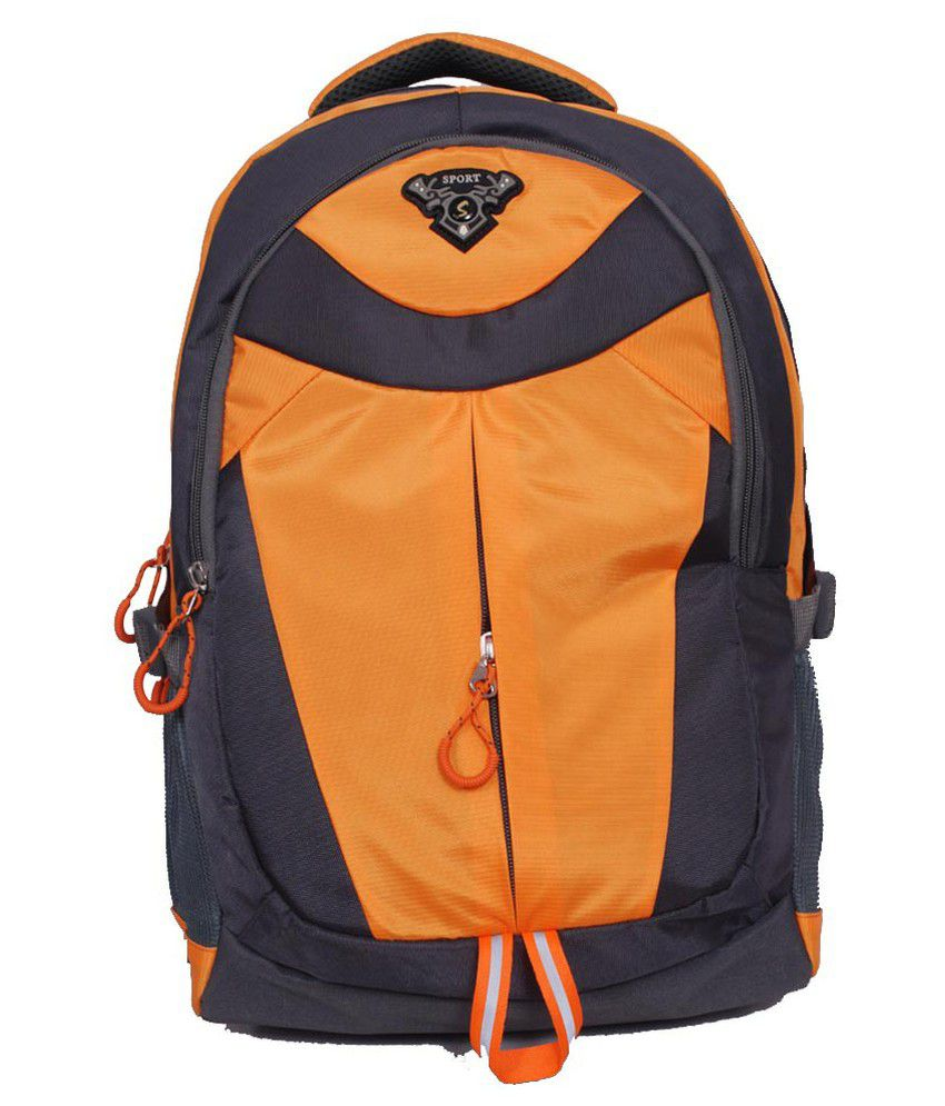 Stryker Orange Laptop Bags
