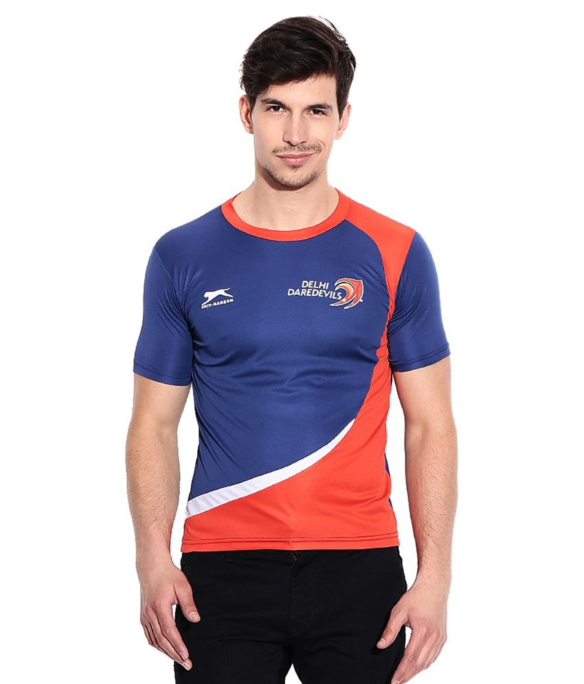 Delhi Daredevils Official Fan T-Shirt