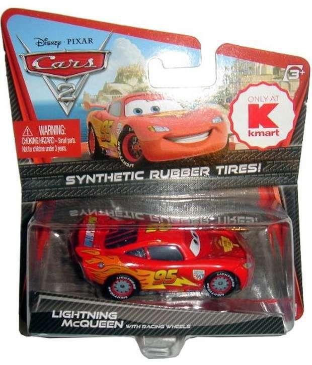 Disney Pixar Cars 2 Movie Exclusive 155 Die Cast Car With