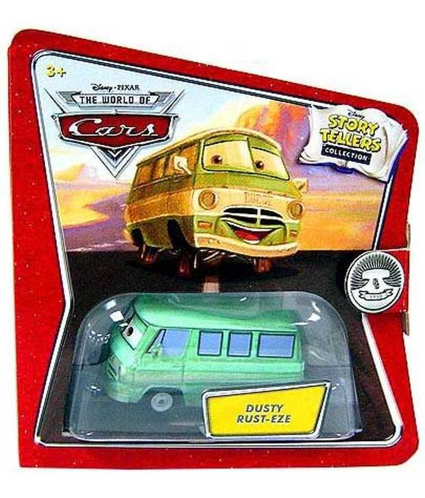Disney / Pixar CARS Movie 1:55 Die Cast Story Tellers