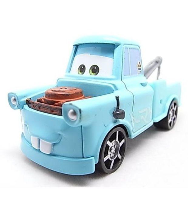 disney pixar cars toon 155 die cast car drift party mater buy rh snapdeal com
