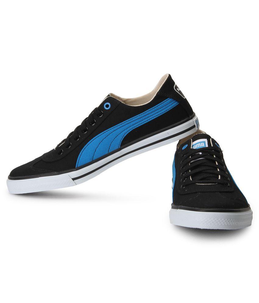 Puma 917 Lo 2 Dp Black Sneaker Casual Shoes