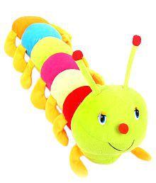 Tabby Toys Multicolor Soft Plush CatterPiller Stuffed Animal-55cm