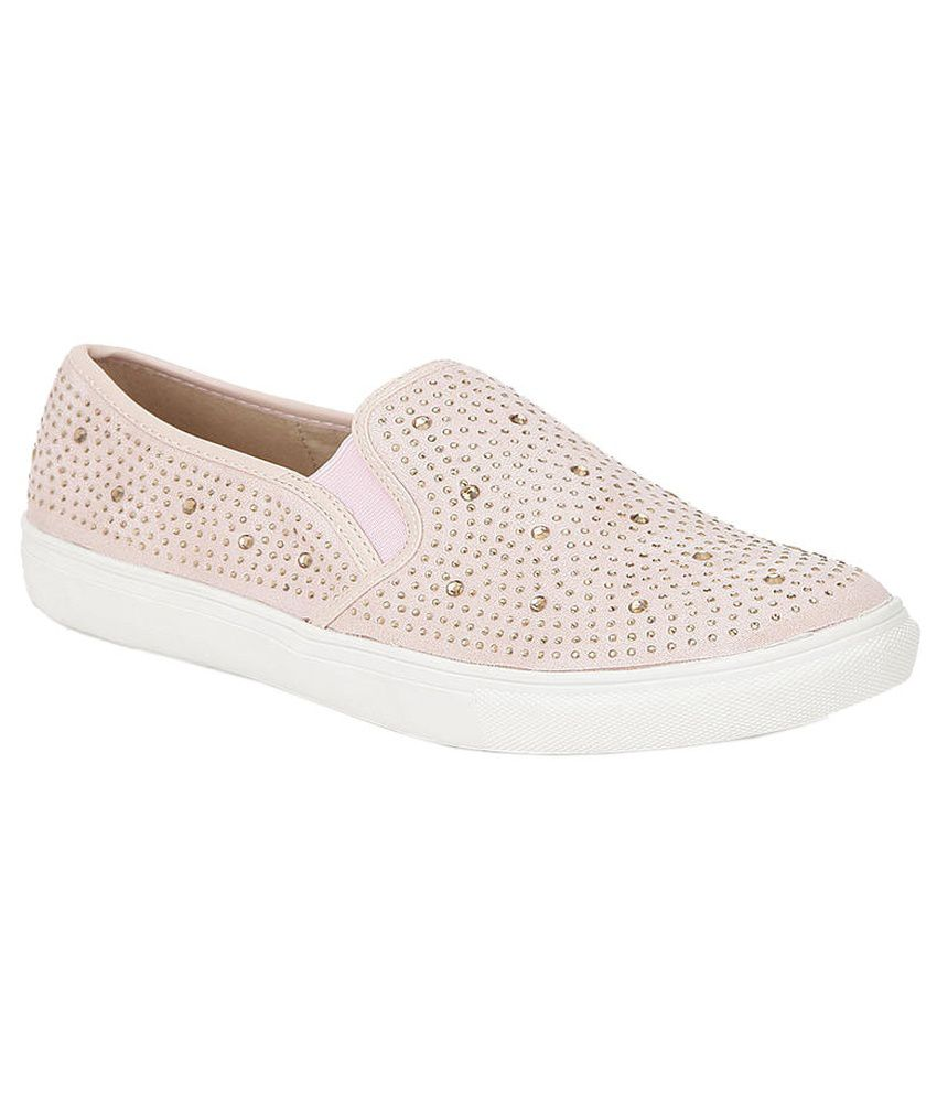 Addons Pink Casual Shoes