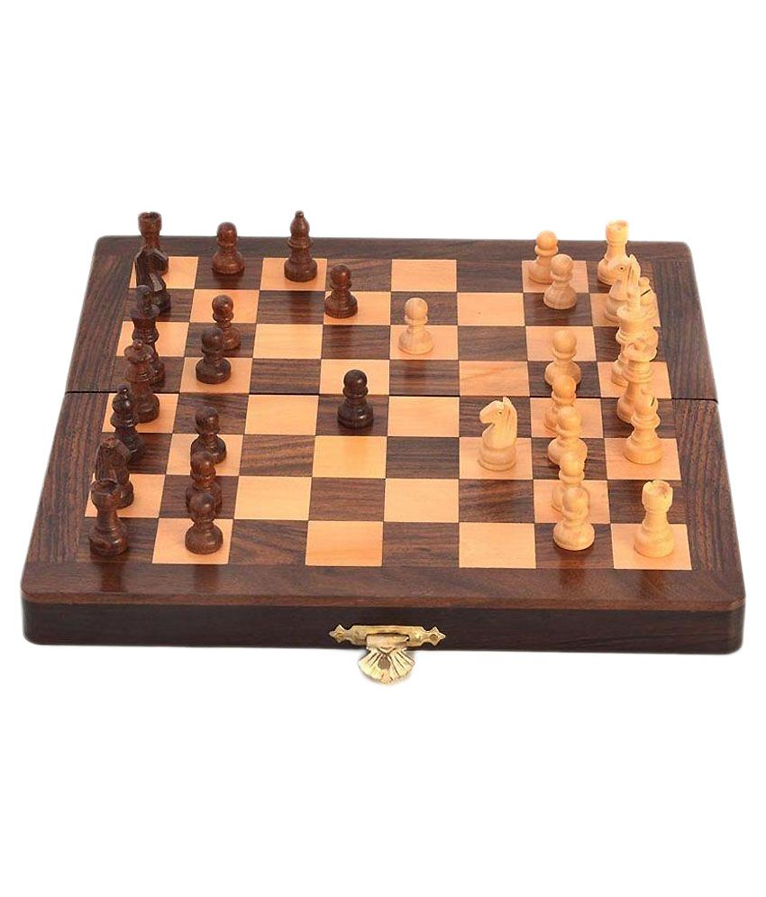Faheem Wooden Chess Board