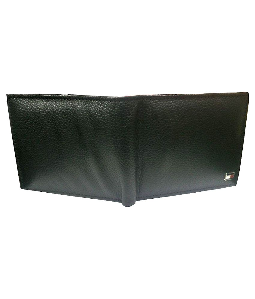 40c1e5151 Tommy Hilfiger Black Casual Short Wallet: Buy Online at Low Price in India  - Snapdeal