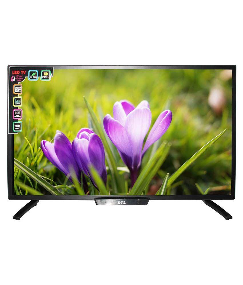 DTL DV241 61 Cm (24 ) HD Ready (HDR) LED Television