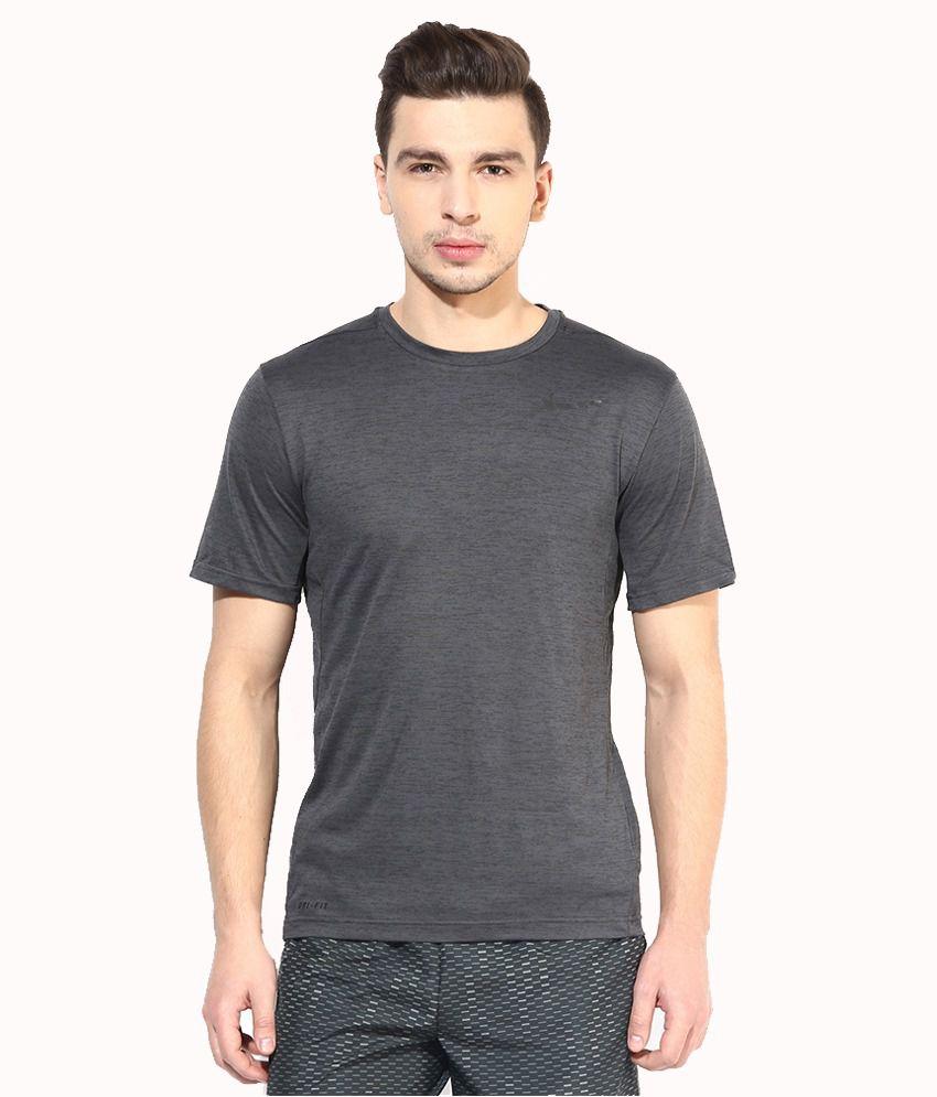 Nike Grey Round T Shirt