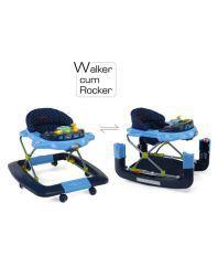 Luv Lap Baby Walker Royal Blue - 18151