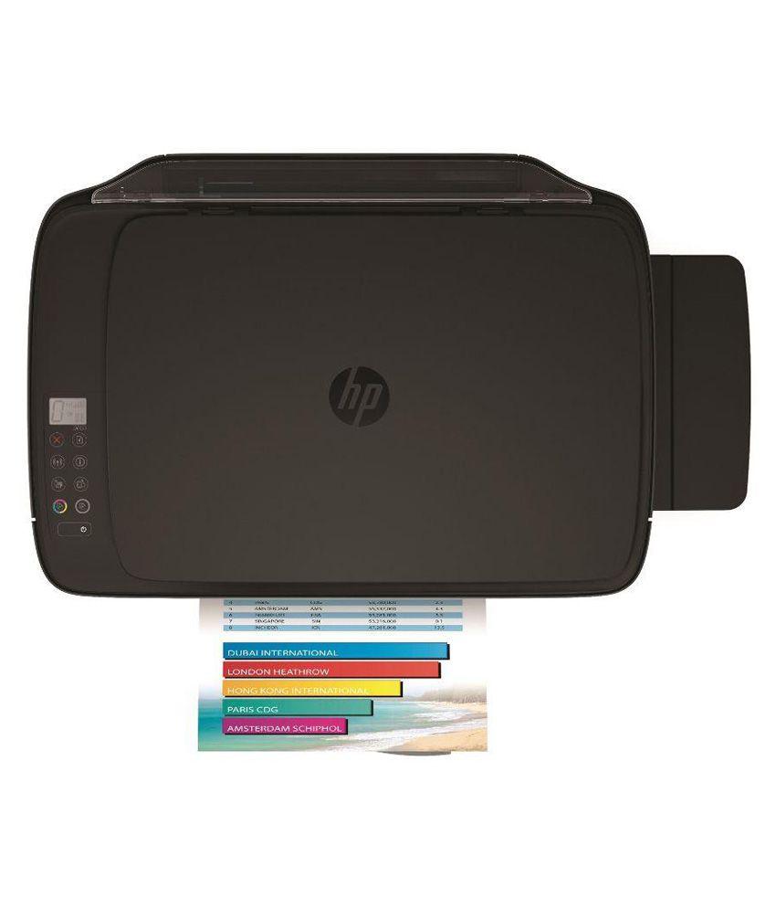 HP Deskjet GT 5820 Wireless Printer