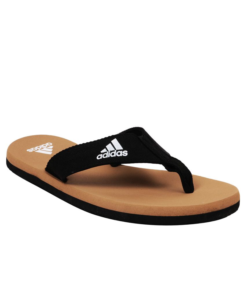4dddffc587fb Adidas Adi Rio Brown Slippers Price in India- Buy Adidas Adi Rio Brown Slippers  Online at Snapdeal
